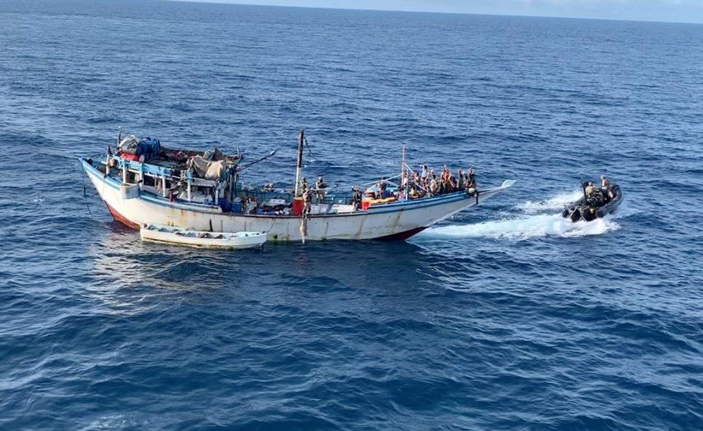 The Maritime Security Nexus