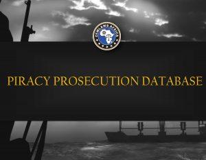 Piracy Prosecution Database